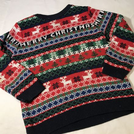 Nordic Christmas Jumper 12-18 Months 2-3 Years